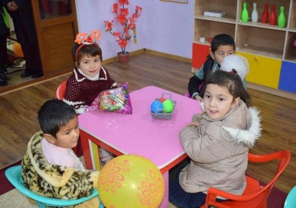В Форишском районе сдано дошкольное образовательное учреждение на 100 мест