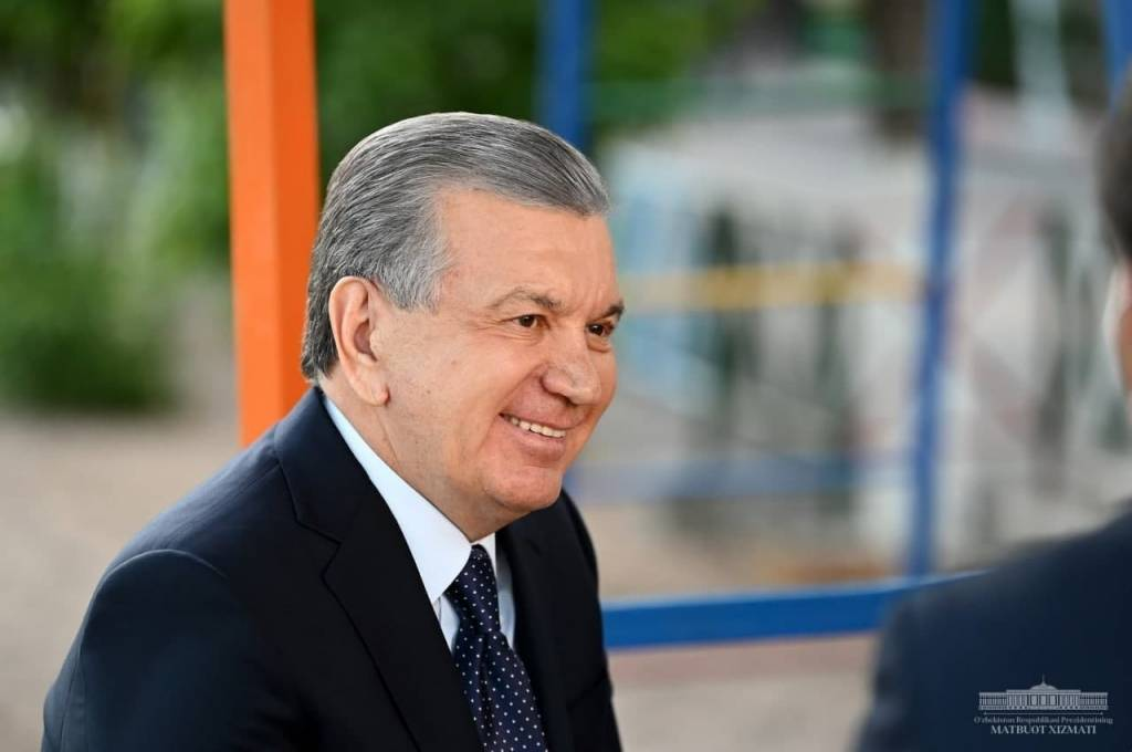 Шавкат Мирзиёев: Давлатга ишонч қачон бўлади? Маҳаллада ўзгариш бўлса