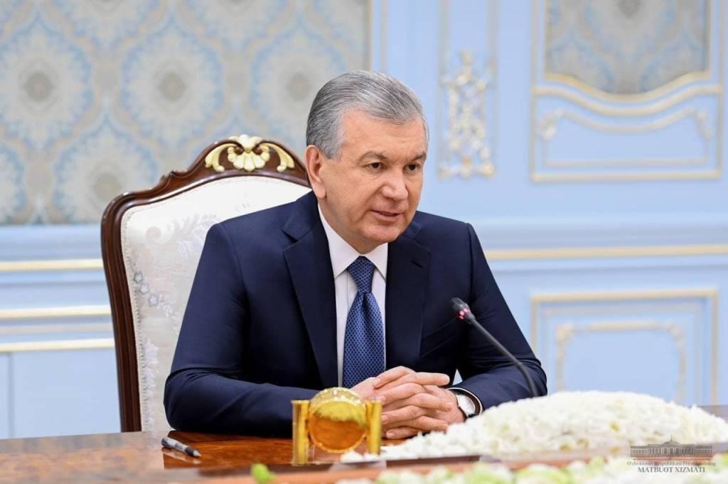 Ўзбекистон Президенти Тожикистон Бош вазирини қабул қилди