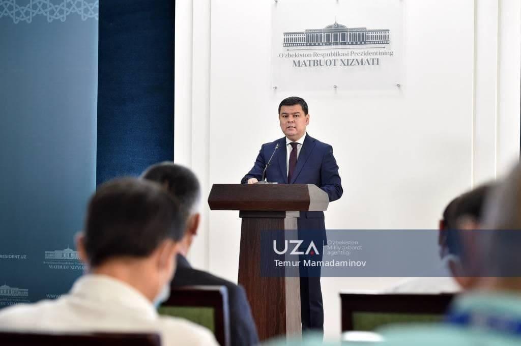 Президент жорий ҳафтада Тошкент шаҳридаги бунёдкорлик ишлари билан танишади