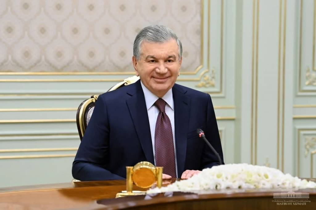 Ўзбекистон Президенти Парламентлараро иттифоқнинг бош котибини қабул қилди