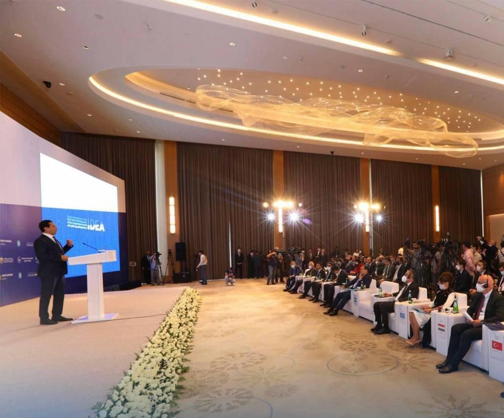 Turkiy tilli davlatlar hamkorlik kengashi doirasida Yosh tadbirkorlar forumi tashkil etildi